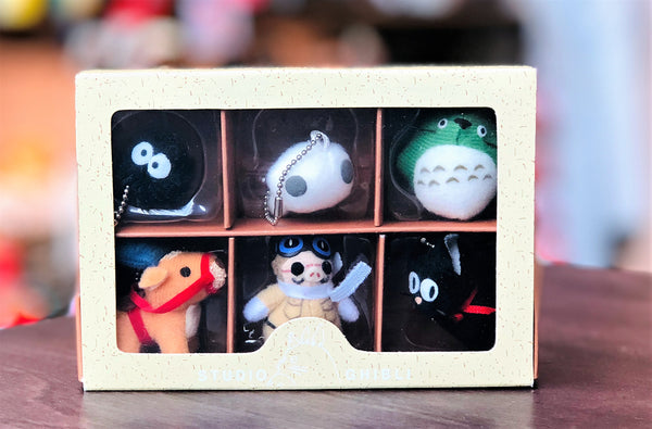 GHIBLI COLLECTION Gift Set of 6 #K-2319