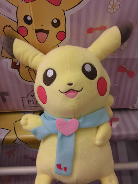 Girlish Pikachu Big Plush