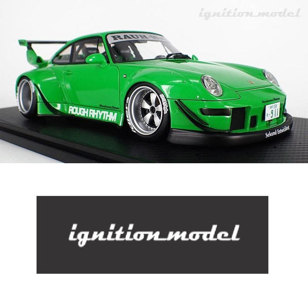 Ignition Model 1/18 RWB 993 Green IG1953