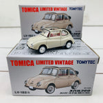 Tomica Limited Vintage 1/64 Subaru 360 Convertible (Open Top) LV-182b (1961)