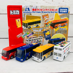 Tomica Morinaga Wrapping Bus Set