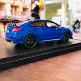 MARK43 1/43 SUBARU S207 NBR CHALLENGE PACKAGE WR Blue Pearl PM4372SBL