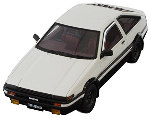 MARK43 1/43 Toyota Sprinter TRUENO (AE86) GT APEX PM4333WK
