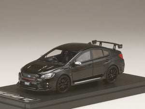 MARK43 1/43 SUBARU S207 NBR CHALLENGE PACKAGE Crystal Black Silica