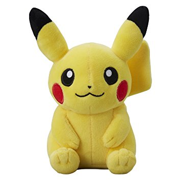 Pikachu plush toy 5