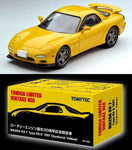 Tomica Limited Vintage Neo 1/64 Mazda RX7 Type RS-R 1997 (Sunburst Yellow)