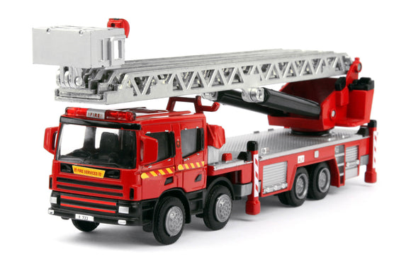 Tiny City Ladder Fire Engine 城市 1/50 Dx2 雲梯消防車
