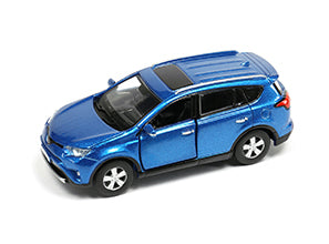 Tiny City Toyota Rav4 Electric Storm Blue 城市 #117 合金車仔 — 豐田Rav4 璀燦藍 (右駕)