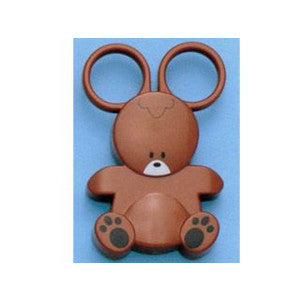 Kawaii Food Scissors with magnetic case - Bear CP-03