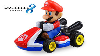 Dream TOMICA No.164 Mariokarts Mario