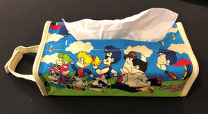 Dr. Slump Tissue Box Holder - TEDR853