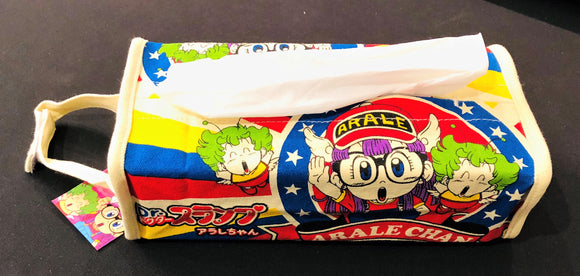 Dr. Slump Tissue Box Holder - Arale TEDR852