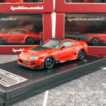 Ignition Model 1/64 Toyota Supra (JZA80) RZ Red IG1862