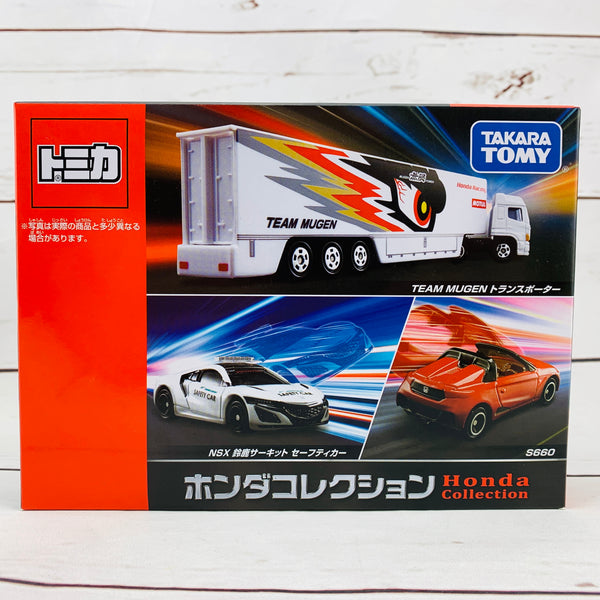 TOMICA Honda Collection