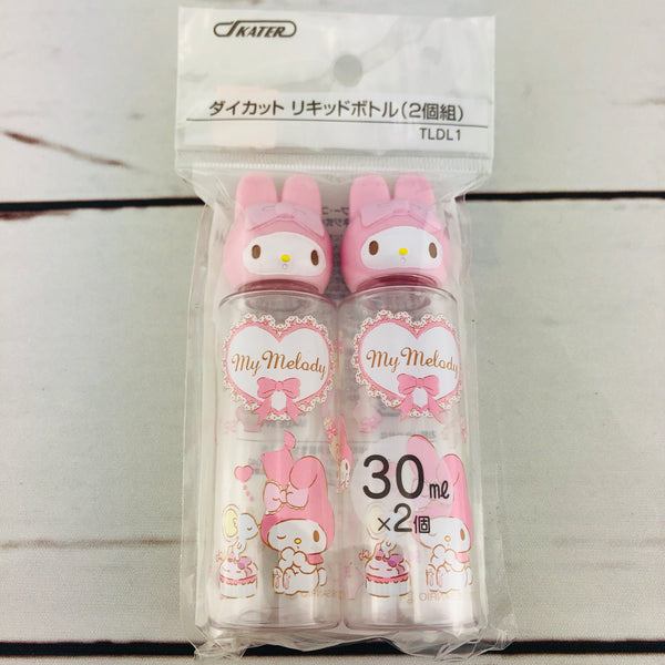 My Melody Mini Bottle Set 30ml by SKATER TLDL1