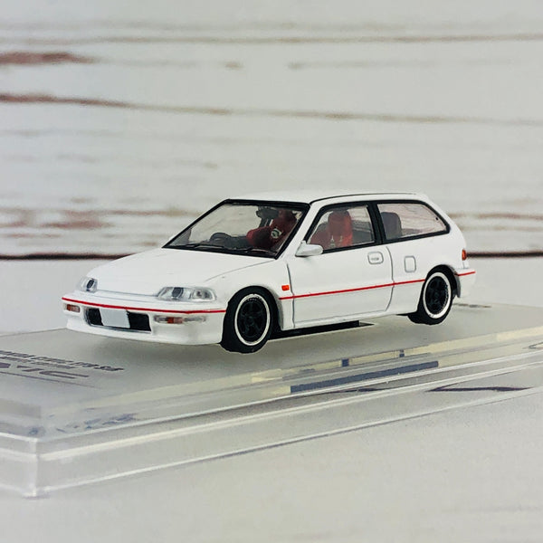 INNO64 Honda Civic EF9 SiR White Edition IN64-EF9-WHI
