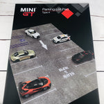 MINI GT 1/64 Parking Lot Pad Type A (40cm x 25cm) MGTAC01