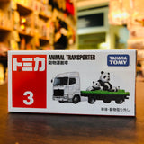 Tomica No.3 ANIMAL TRANSPORTER