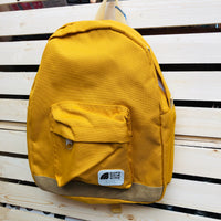 COCO WALK Kid Backpack YELLOW A-180901-MA