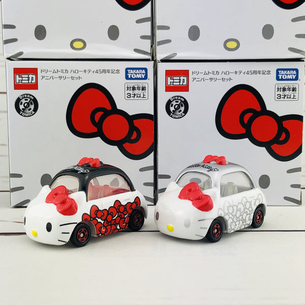 Dream Tomica x Hello Kitty 45th Anniversary Edtion