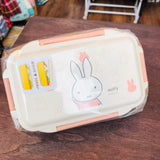 miffy Locking Lunch Box 500ml MF543-1600