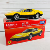 Tomica Premium 17 Ferrari 512 BB (Tomica Premium Release Commemorative Specificationトミカプレミアム発売記念仕様)