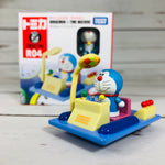 Dream Tomica Ride On R04 Doraemon X time Machine