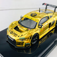 Tarmac Works 1/64 Audi R8 LMS - FIA GT World Cup Macau 2016 AAPE / Phoenix Racing Asia - Marchy Lee