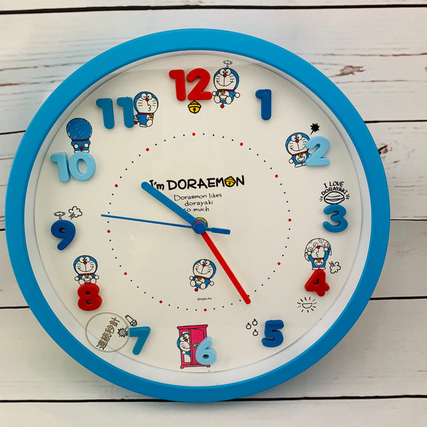 I'm Doraemon Wall Clock TJ-2926102DM