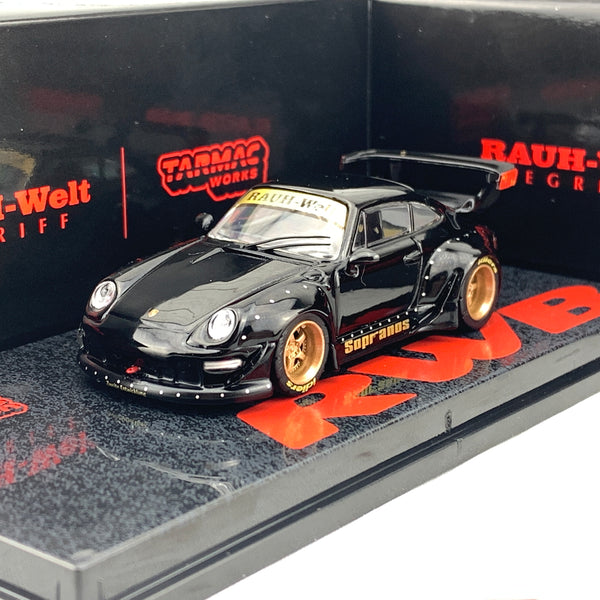 Tarmac Works 1/64 Hobby Collection RWB 993 Sopranos - China Special Edition T64-017-SO2