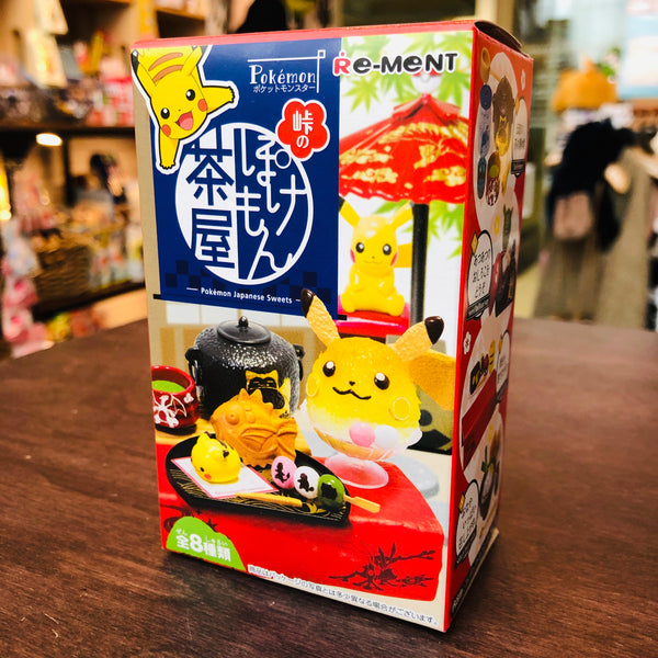 Re-MENT POKEMON TEA HOUSE AT THE MOUNTAIN PASS Pokemon Japanese Sweets