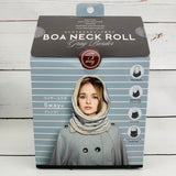 BOA 5 Way Neck Roll - Gray Border