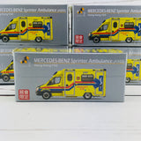 Tiny City Die-cast Model Car – Mercedes-Benz Sprinter HKFSD Ambulance (A502) Limited Edition 平治救護車 ATC64598