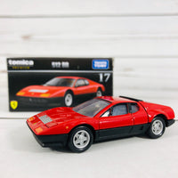Tomica Premium No.17 Ferrari 512 BB RED