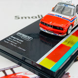 Tarmac Works 1/64 BMW M3 E30  Spa 24hours Race 1992 Winner Soper / Martin / Danner (Decal included) T64-009-92SPA05