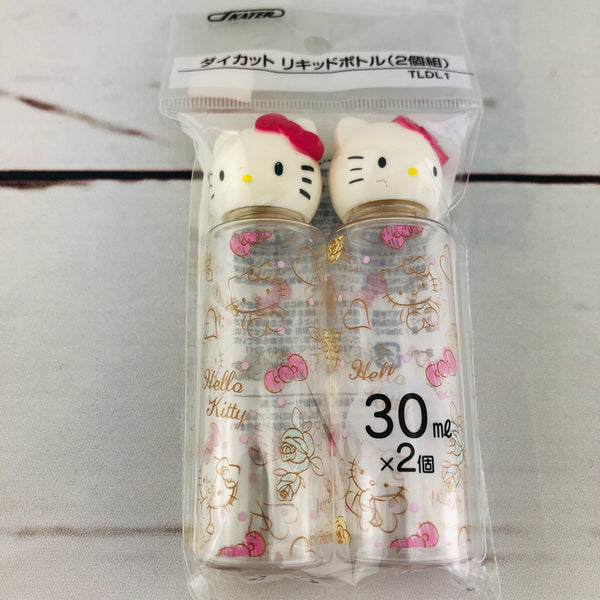 Hello Kitty Mini Bottle Set 30ml by SKATER TLDL1