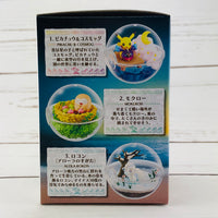 Re-Ment Pokemon Terrarium Collection EX Alola 2 Blind Box