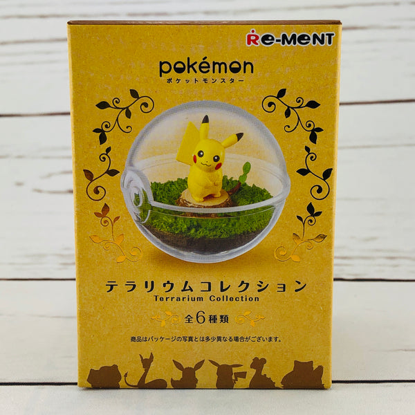 Re-Ment Pokemon Terrarium Collection Blind Box