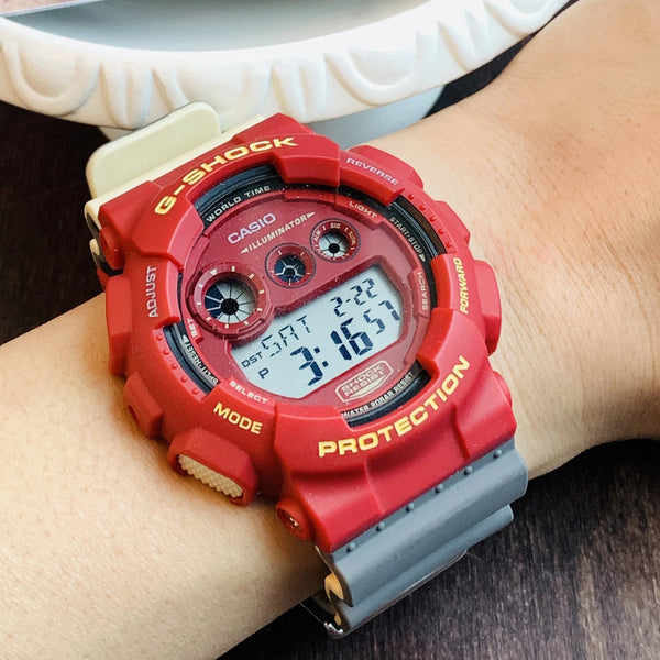 CASIO G-SHOCK GD-120NC No Comply Series