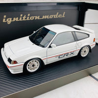 Ignition Model 1/18 Honda BALLADE SPORTS CRX Si (E-AS) White IG1629