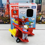 Dream TOMICA RIDE ON R08 SNOOPY (Flying Ace)