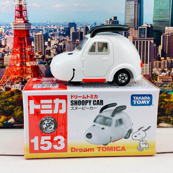 Dream TOMICA 153 Snoopy Car