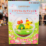 Re-Ment Pokemon Terrarium Collection 6 Blind Box