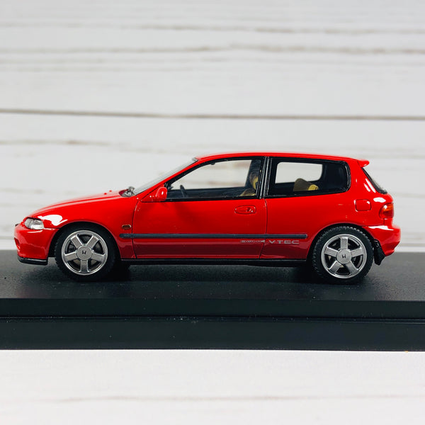Mark43 1/43 Honda Civic SIR II (EG6) Milano Red PM4365BR