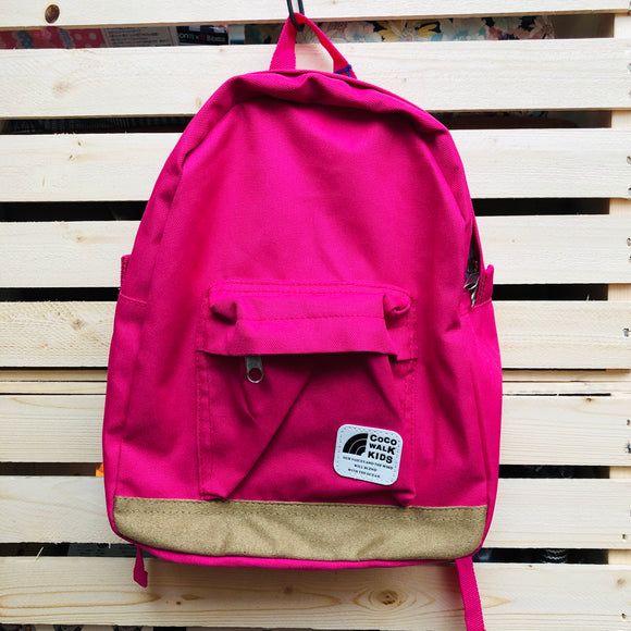 COCO WALK Kid Backpack PINK A-180901-PK