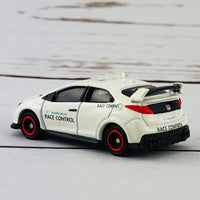 Tomica No.40 AEON Limited Honda Civic FK2 TYPE-R Suzuka Race Circuit Race Control Car