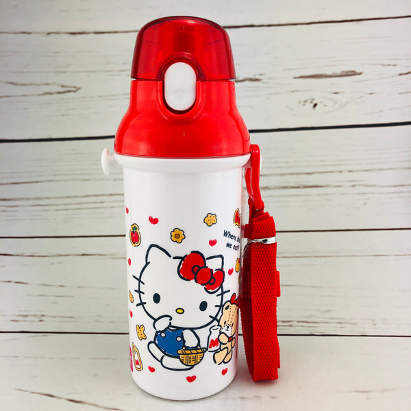 Hello Kitty Water Bottle 480ml by Skater PSB5SAN Made in Japan