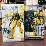 GFRAME03 Mobile Suit Gundam 09A and 09F MSN-00100 Hyaku-Shiki Armor Set and Frame Set