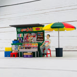 Tiny 1/35 Hong Kong Newstand