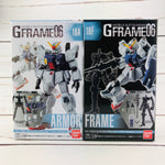 GFRAME 06 Mobile Suit Gundam 16A and 16F RX-79(G) Gundam Ground Type Armor and Frame Set